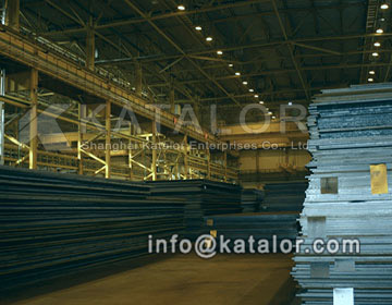 ASTM A36 structural carbon steel plate heat treatment
