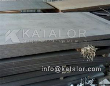 ASTM A829 SAE4140 Alloy structure steel plate